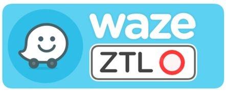 Waze ZTL pass