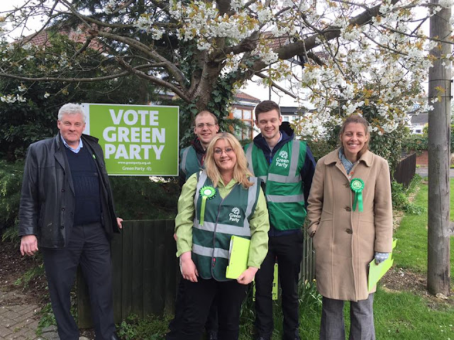 Peterborough Green Party candidates