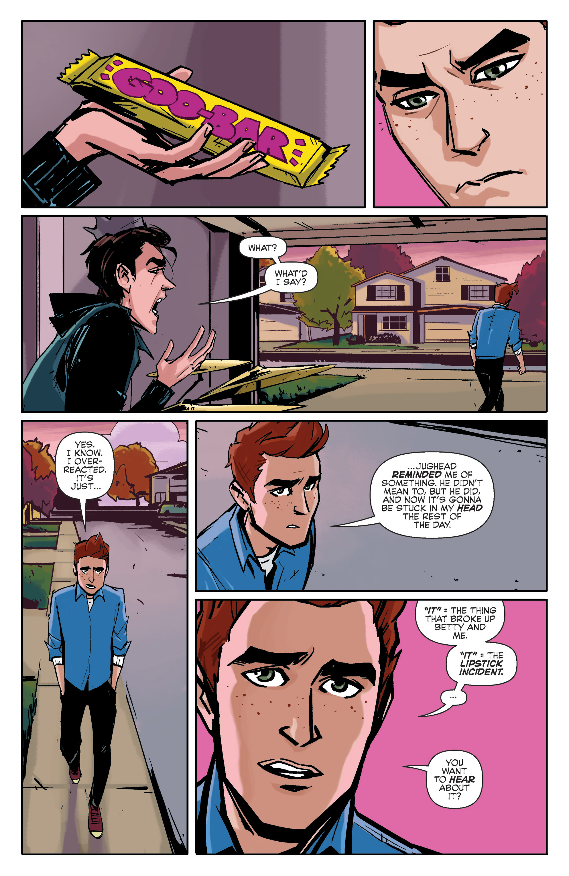 Read online Archie (2015) comic -  Issue #4 - 4