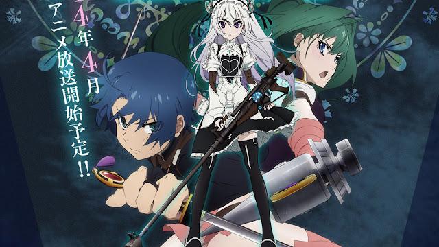 Hitsugi no Chaika BD Sub Indo : Episode 1-12 END | Anime Loker