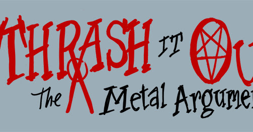Thrash It Out--Vol. 4, Track 1: Overkill's THE GRINDING WHEEL