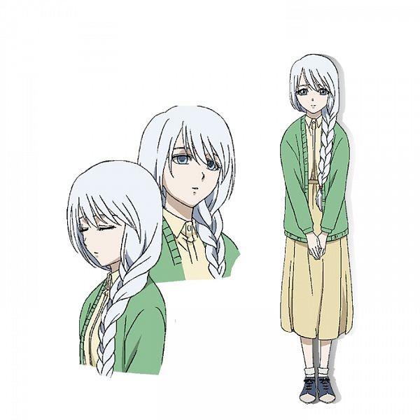 تقرير عن انمي Ushio To Tora