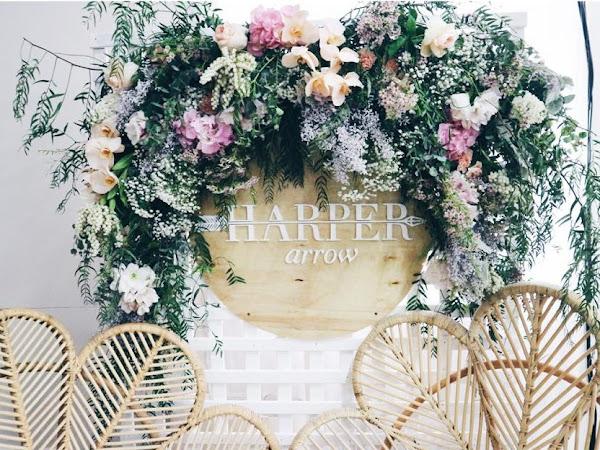 ➳ HARPER ARROW | EXTRA SPECIAL WEDDING STYLISTS INTERVIEW {BRISBANE}