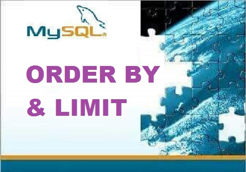 MySQL Series : ORDER BY dan LIMIT