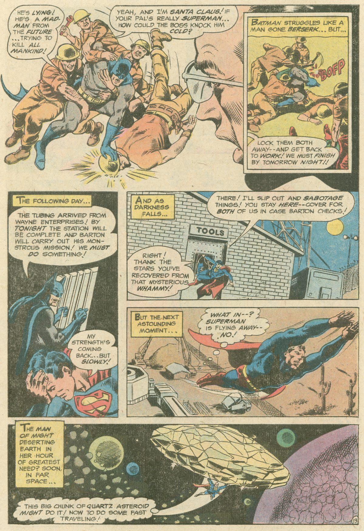 Read online World's Finest Comics comic -  Issue #244 - 26