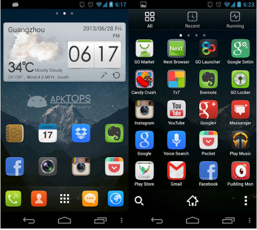 GT Launcher Prime Free APK Full Free Download For PC Windows 7/8/10/XP