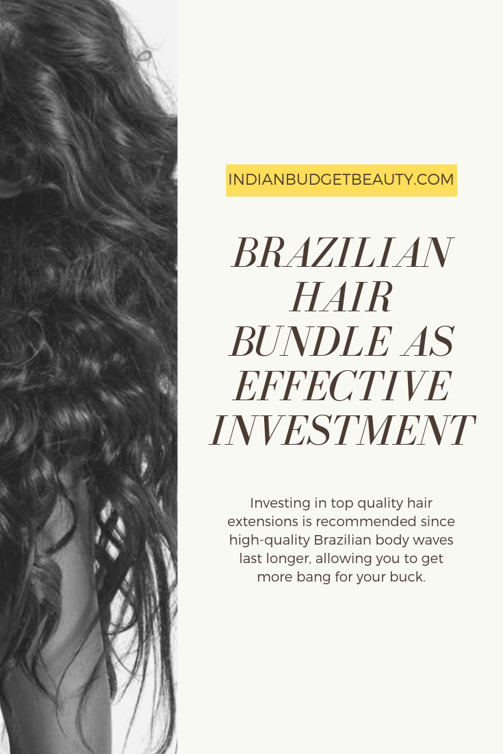 brazilian hair bundle