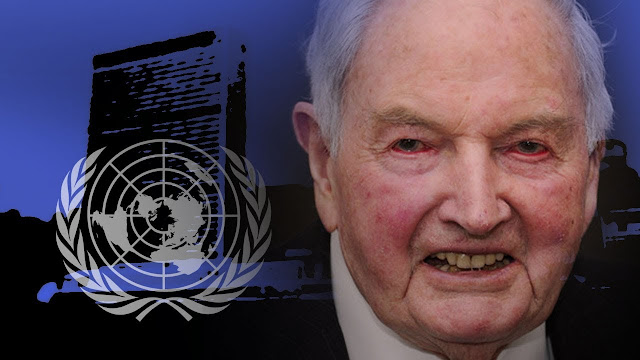 David Rockefeller Claims That One World Order Conspiracy is REAL
