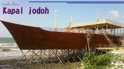 wisata kapal jodoh