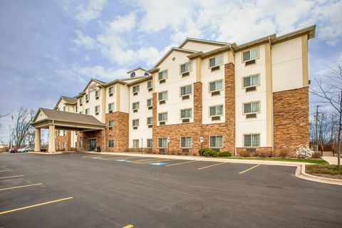 Grayslake Illinois Comfort Suites