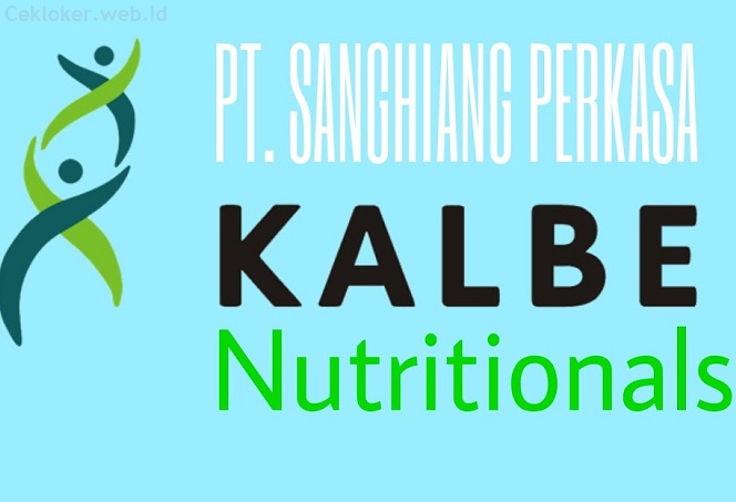 Lowongan Kawasan Industri Indotaisei Karawang PT.Sanghiang Perkasa (PT.Kalbe Nutritionals)