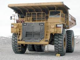 Gambar truk haul Caterpillar Cat 789B