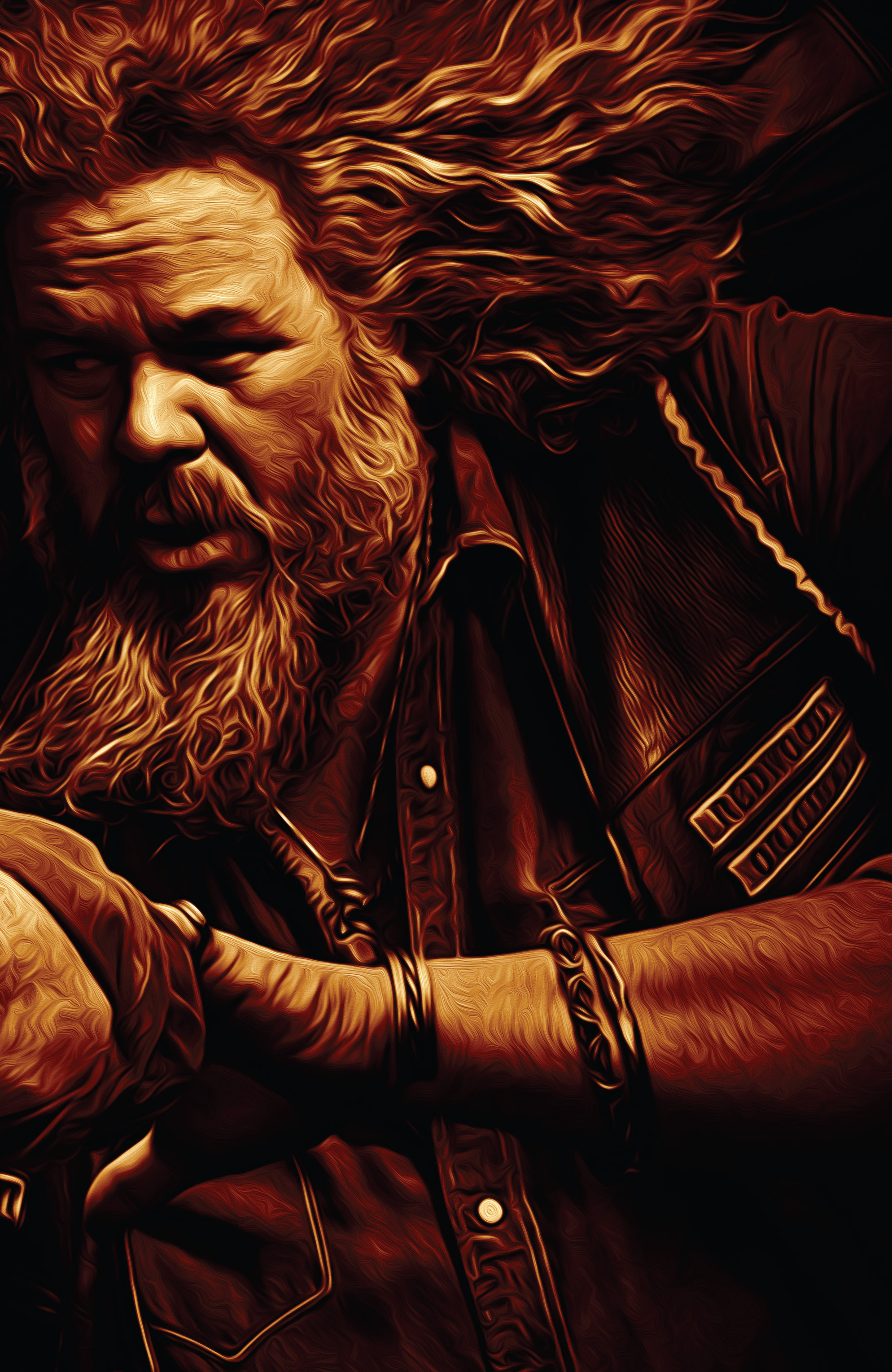 Read online Sons of Anarchy comic -  Issue #6 - 2