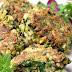 Zielone kotlety z sałat