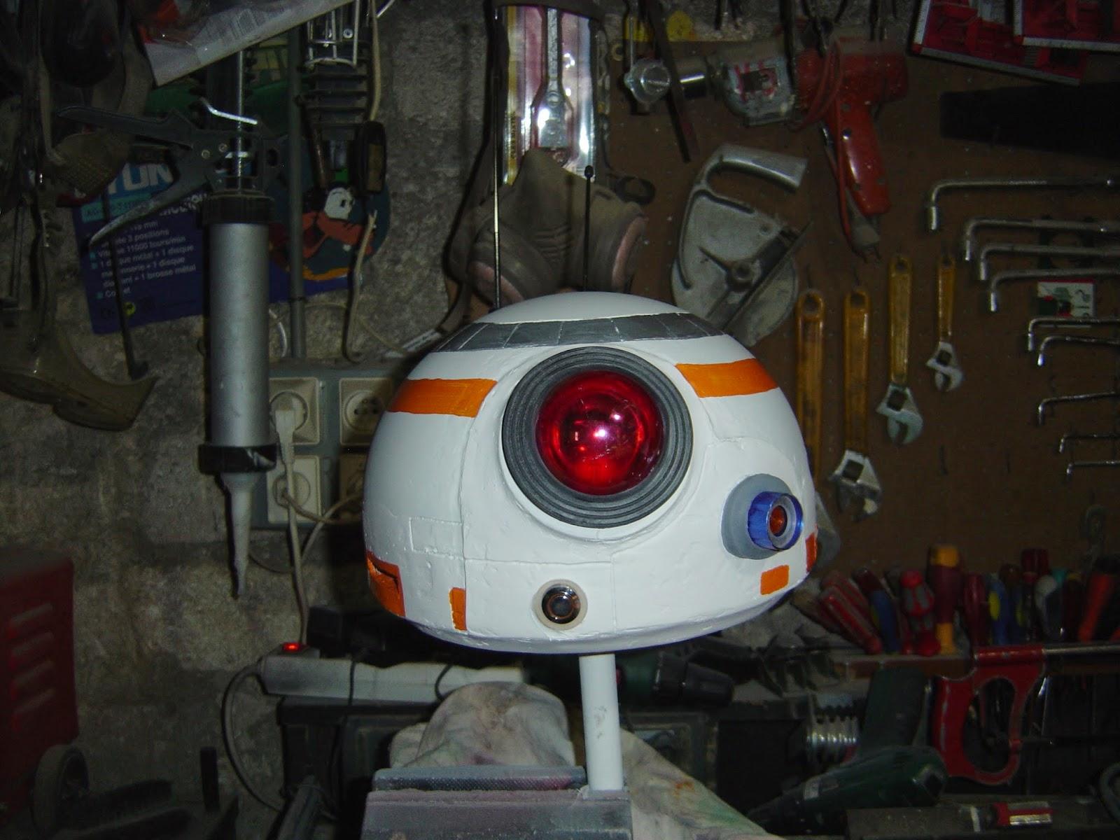 droïde BB8 star wars