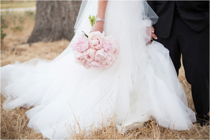 Elegant Blush Sherwood Country Club Wedding