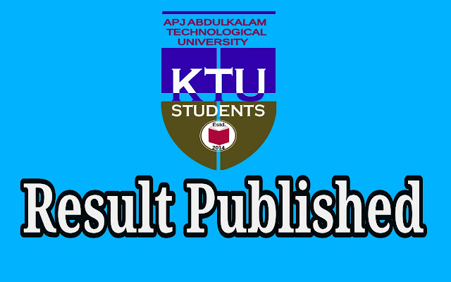 B.Tech S1,S2 Supplementary Examinations 2016-17 result is published herewith.