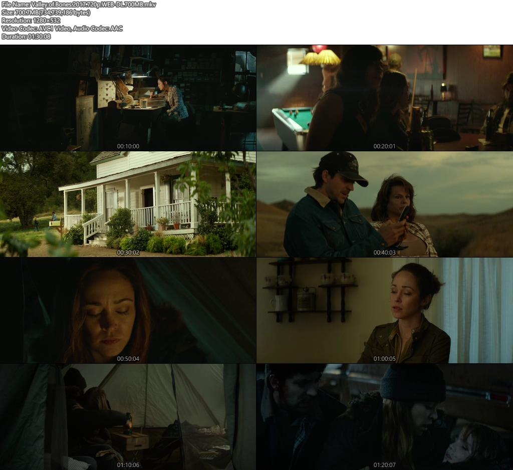 Valley of Bones 2017 720p WEB-DL 700MB Screenshot