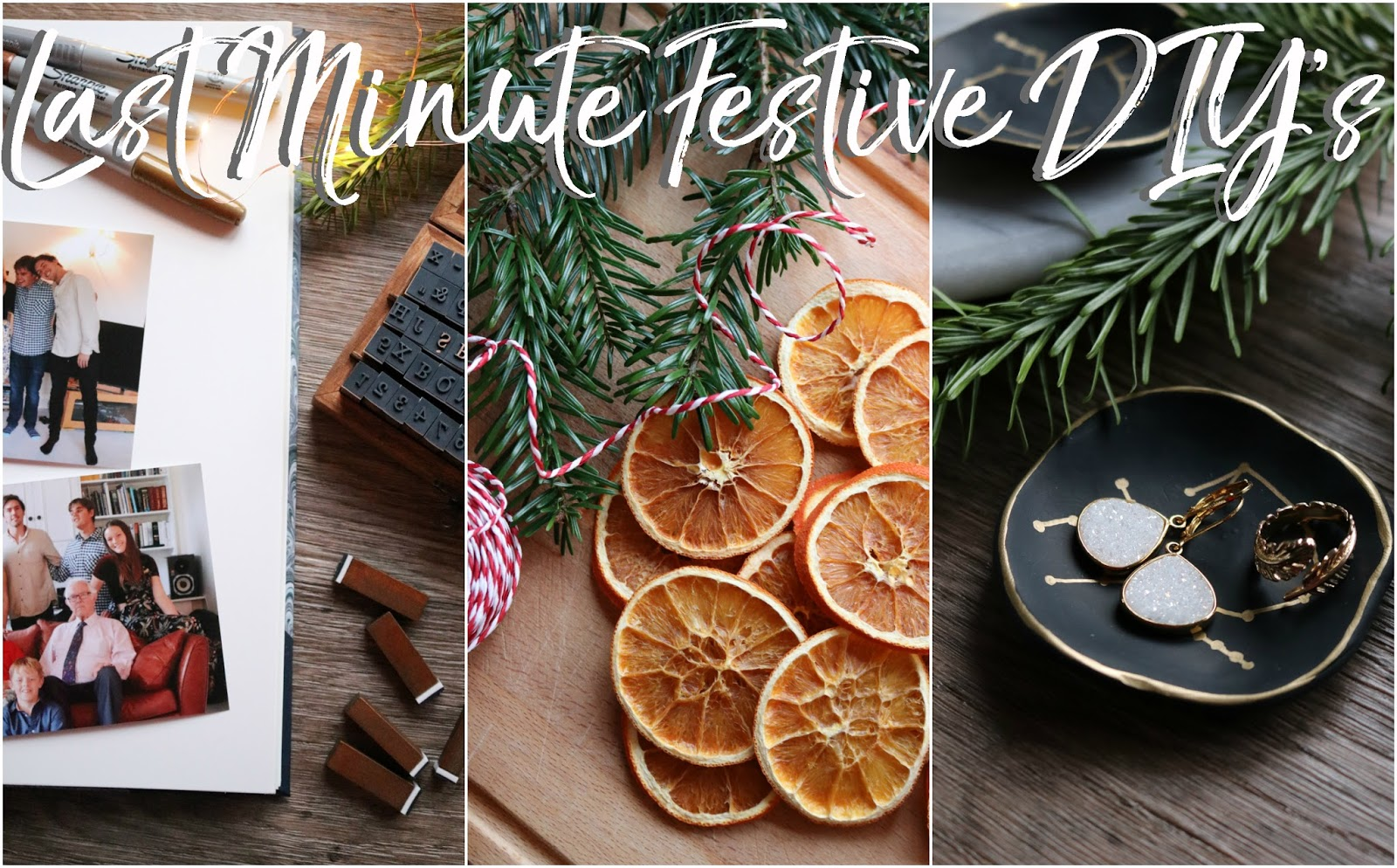 3 last minute diy festive gifts love on the wall solutioingenieria Images