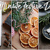 3 Last Minute DIY Festive Gifts