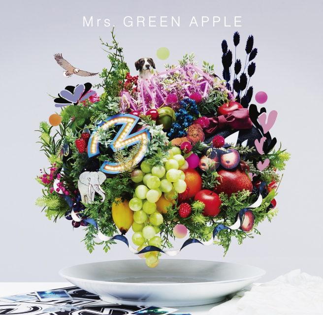 Mrs. GREEN APPLE - 5 [2020.07.08+MP3+RAR]