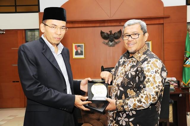 Jabar dan NTB Pererat Silaturahmi & Kerjasama Bidang Ekonomi dan Pemerintahan