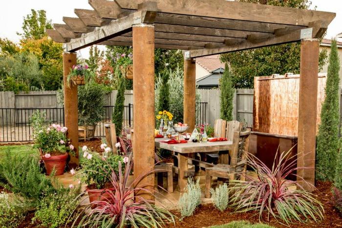 15 jardines muy inspiradores con su antes y despu s for Jardin 7 17