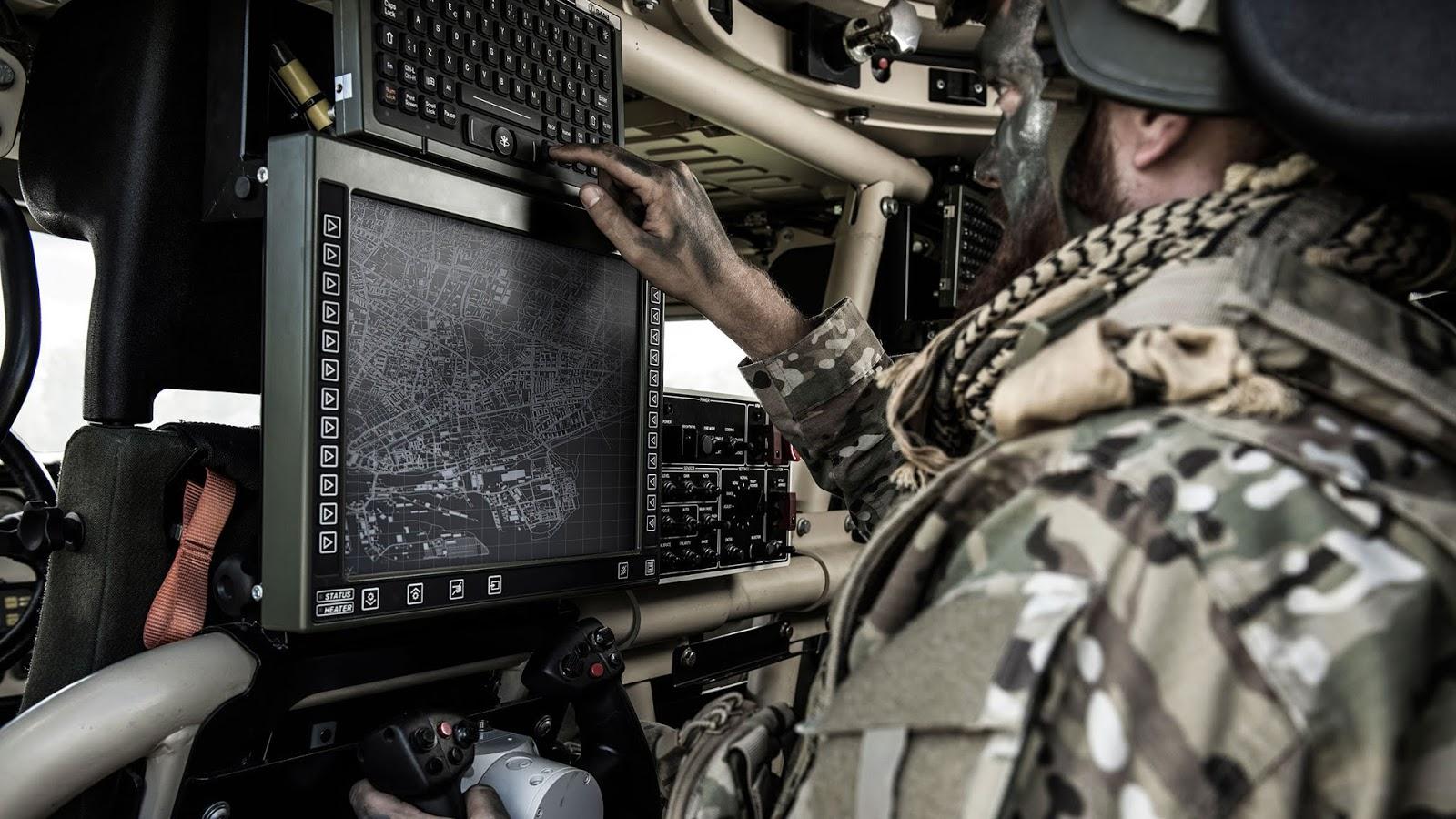 desarrollo defensa y tecnologia belica: Mshorad \