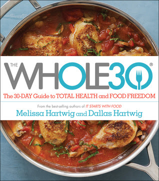 Whole30 book, Whole9, Whole30, healthy eating, Paleo, gluten-free, dairy-free, clean eating, jerf