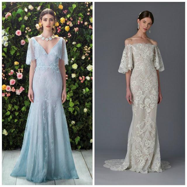 tendenze abiti da sposa primavera 2017