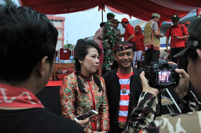 Foto Saat Wawancara Eksklusif Walikota & Wakil Walikota Terpilih