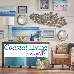 Coastal Living at Wayfair