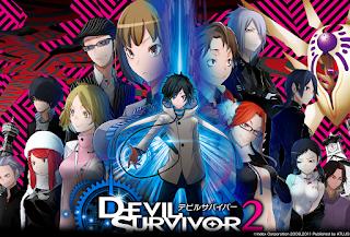 Devil Survivor 2 The Animation – Todos os Episódios
