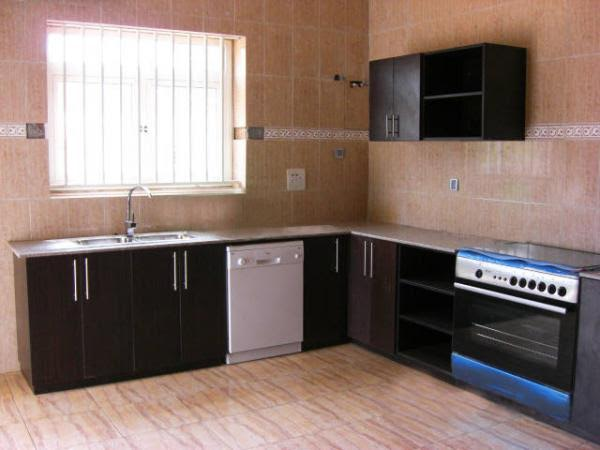 Rent an equipped kitchen space in vi lagos on daily for Kitchen designs in nigeria