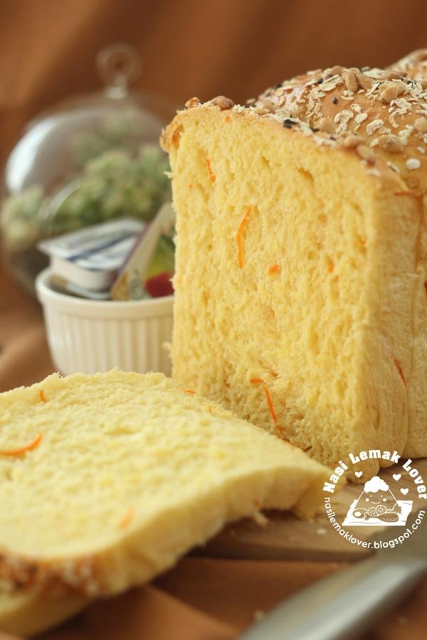 Carrot Cake In Bread Maker