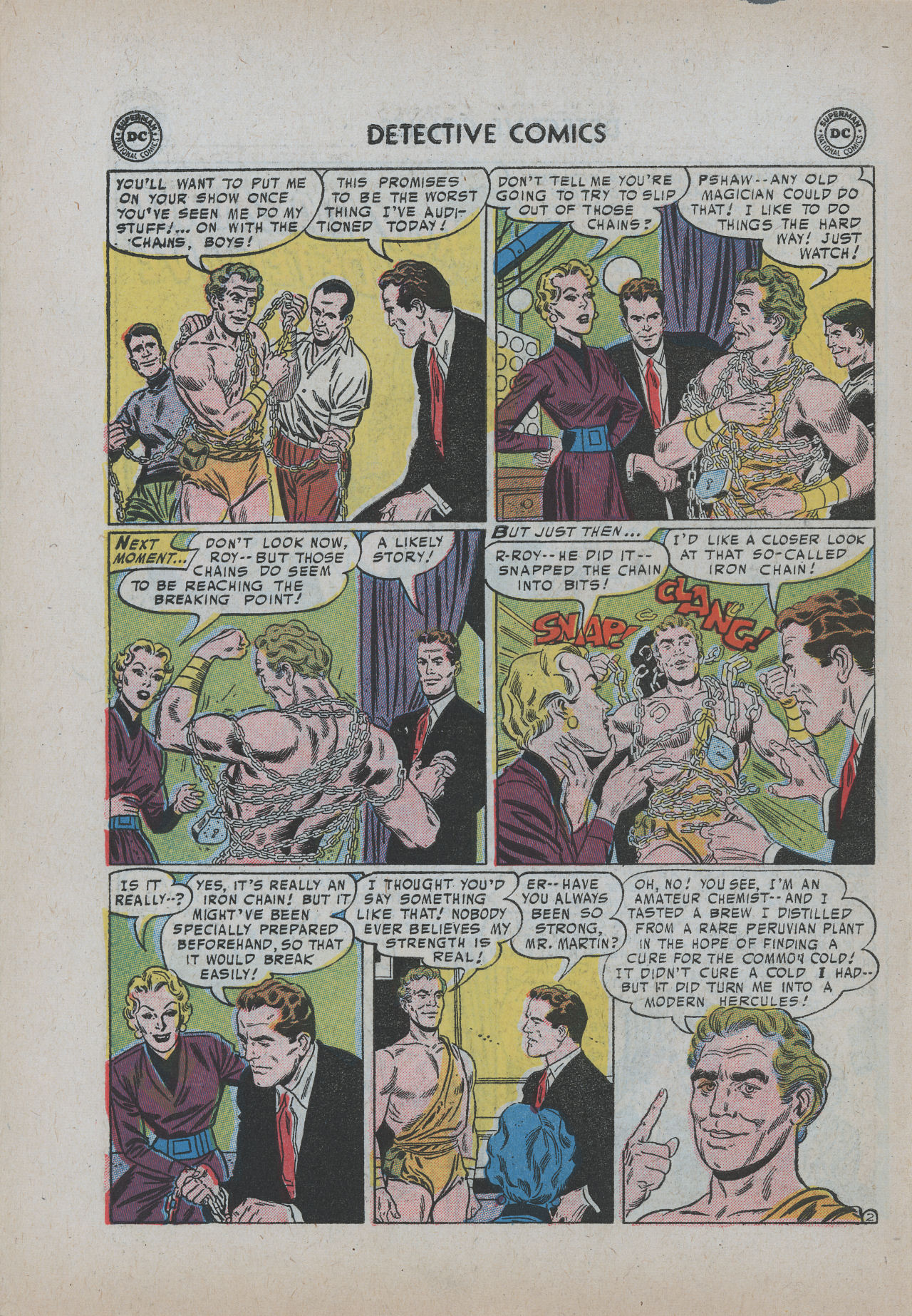 Detective Comics (1937) 223 Page 28