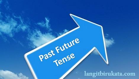 Past Future tense