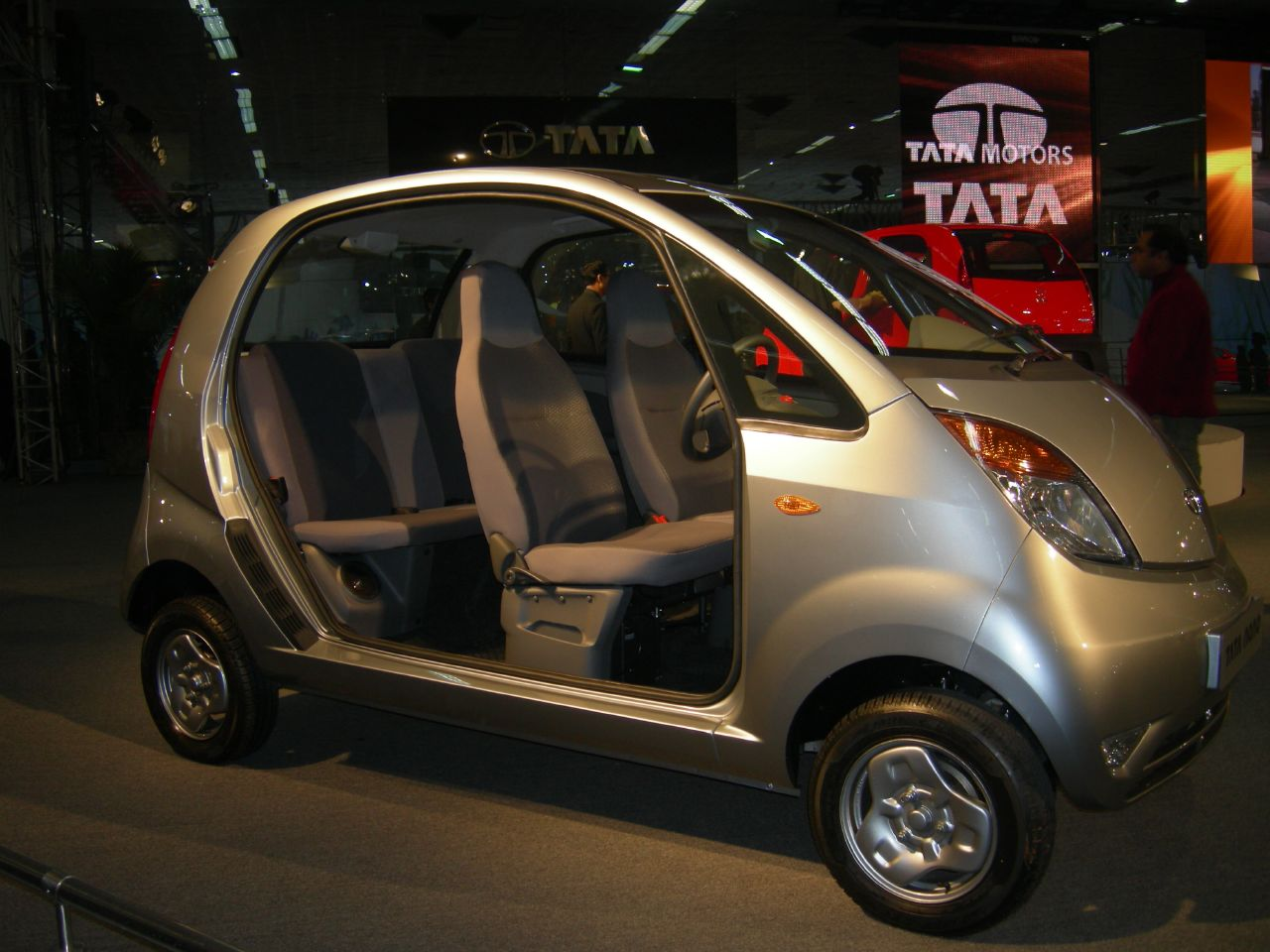 Car Tolo Tata Nano Car Wallpapers Images Pictures