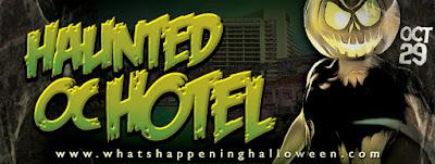 Haunted OC Hotel Halloween