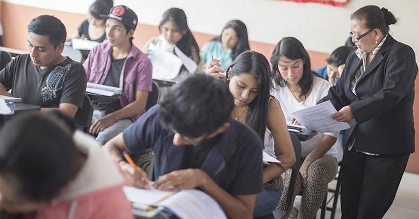 ADMISIÓN 2018: Institutos de Educación Superior Públicos (Examen 8 Abril) Dirección Regional de Educación de Lima Metropolitana [CRONOGRAMA] DRELM - www.drelm.gob.pe