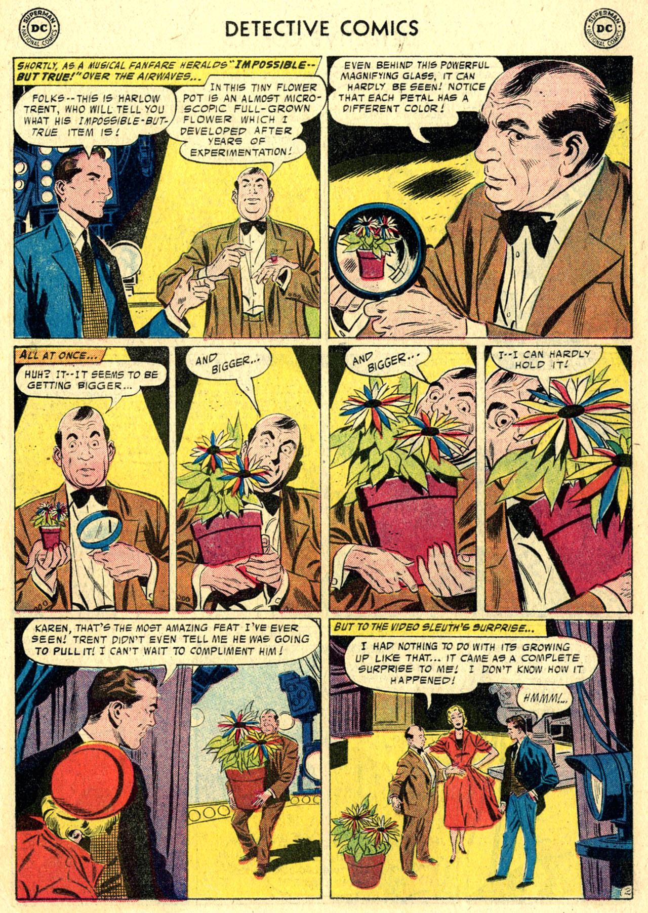 Read online Detective Comics (1937) comic -  Issue #244 - 19