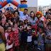 Fundo de Promoção Social e Associação de Moradores do Viver Melhor promovem dia de lazer para crianças