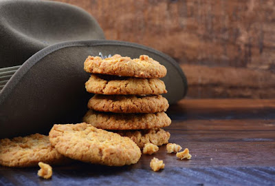 anzac day cookies