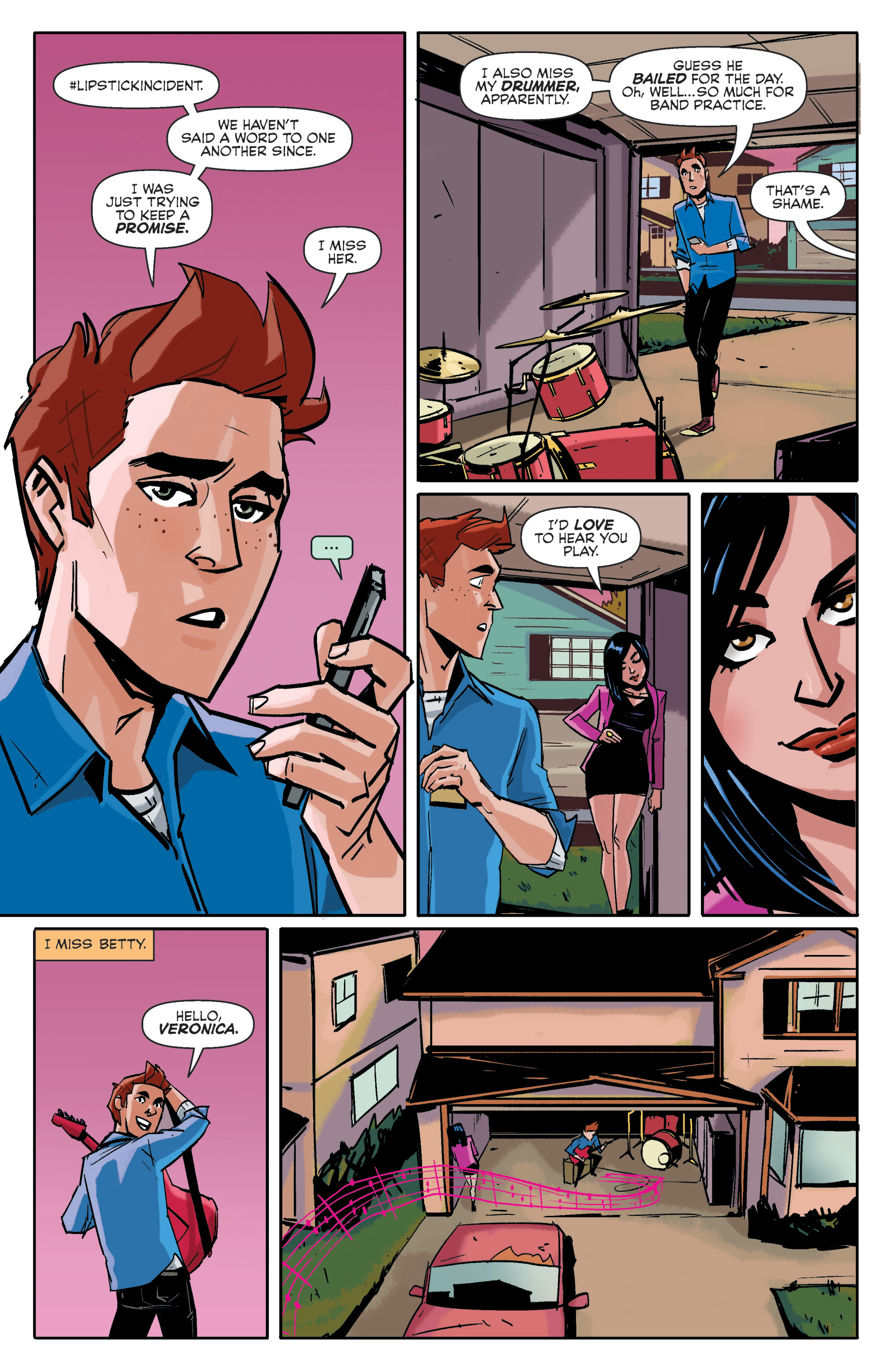 Read online Archie (2015) comic -  Issue #4 - 22