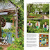 ~ Lady Butterbug's Garden Featured in Country Sampler Magazine ~