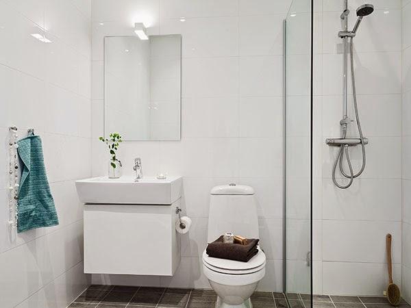 Decoração do banheiro