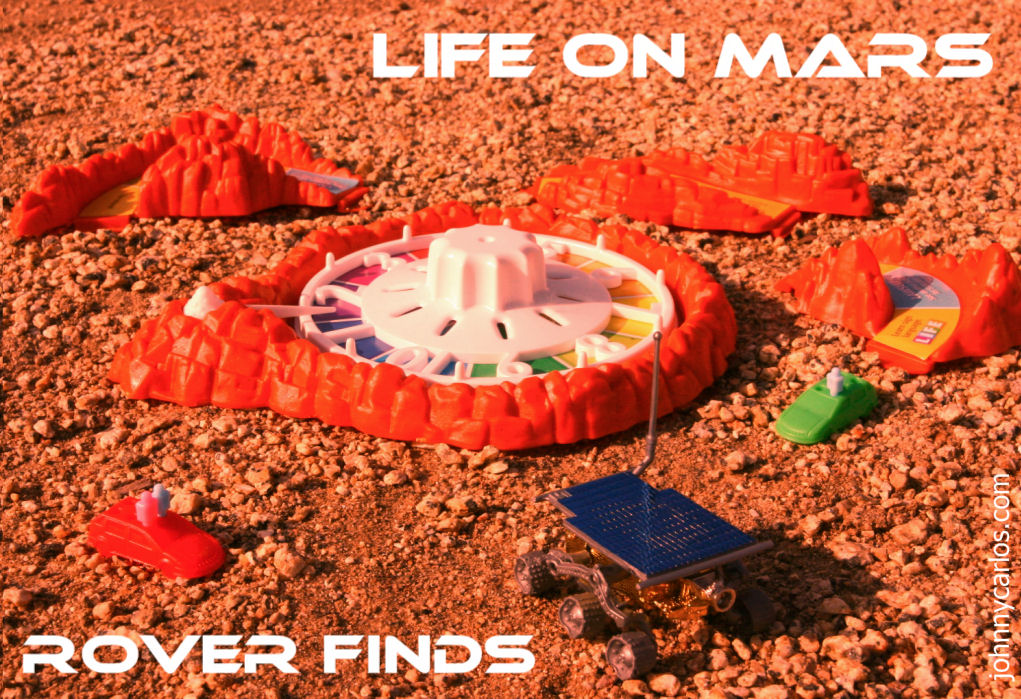 Mars Rover Life On Mars (page 4) - Pics about space
