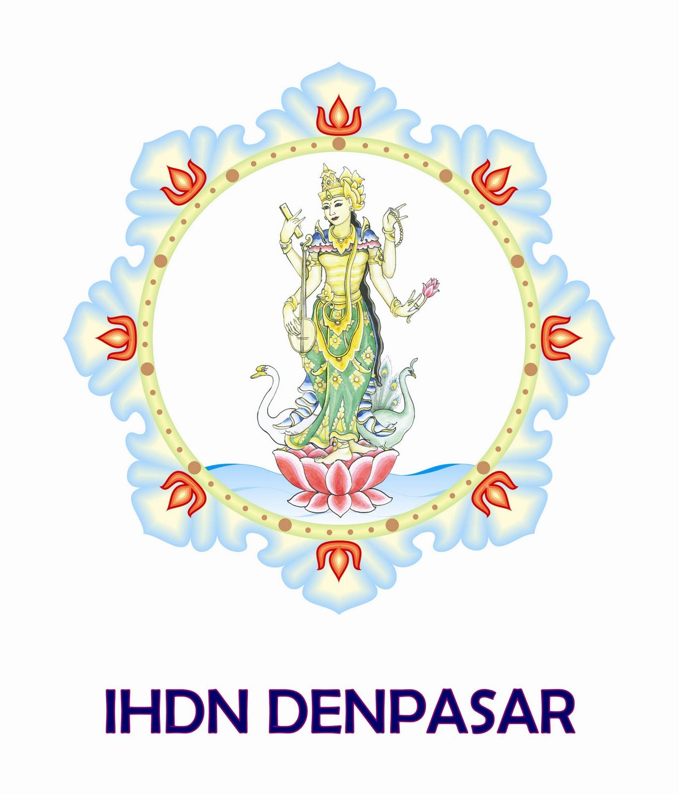 IHDN denpasar LOGO IHDN and Jurusan HAH di IHDN dps