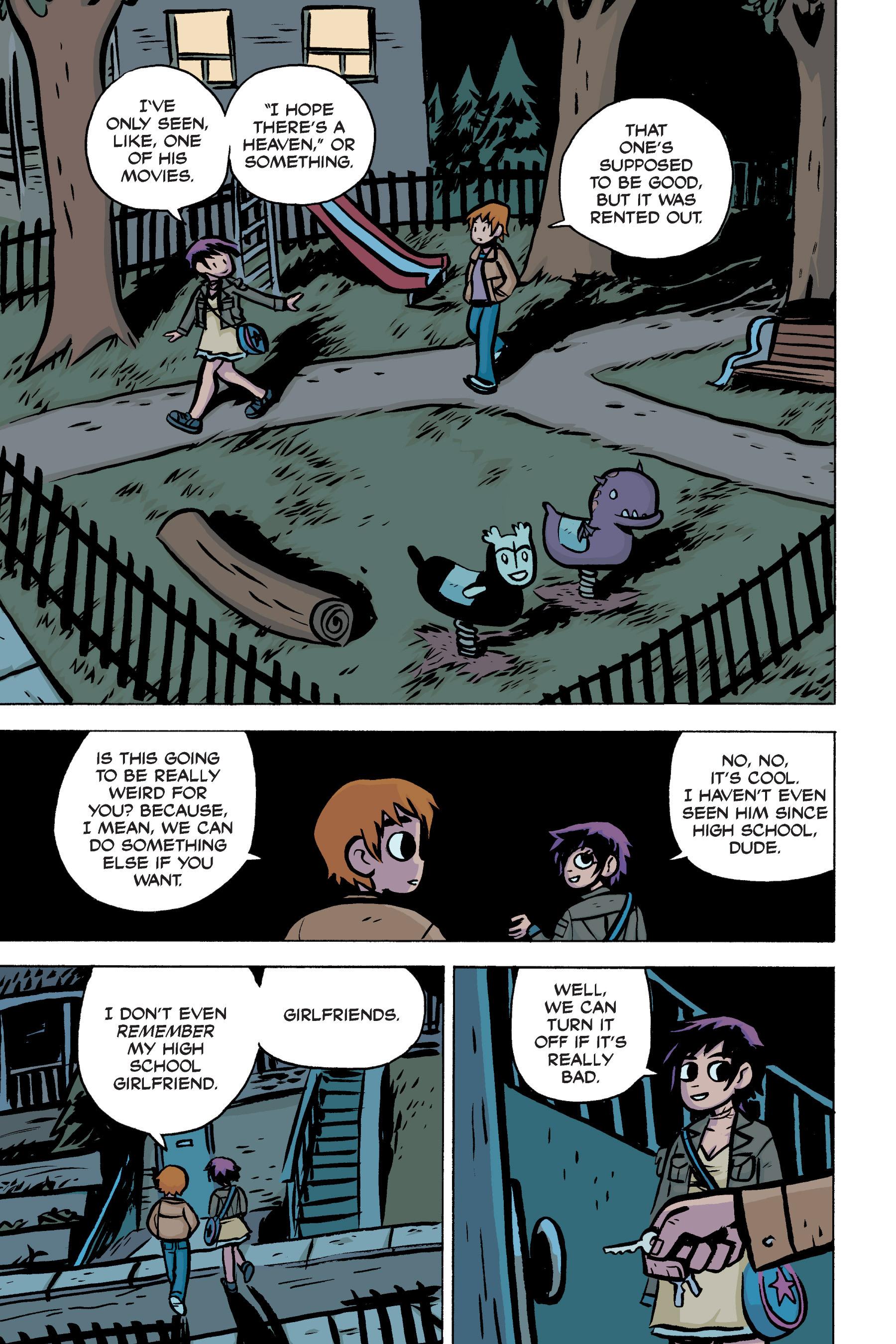 Read online Scott Pilgrim comic -  Issue #2 - 80