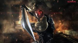 Nuevo tráiler e imagenes de Metal Gear Rising: Revengeance [TGS12